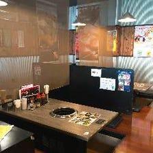 3世代で楽しめる焼肉 牛藩南国店