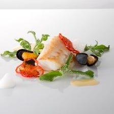特別な食卓を優雅に彩るコース料理