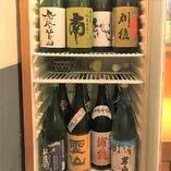 追加オプション●日本酒飲み放題