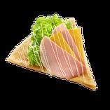 ハムチーズサラダ