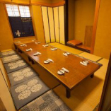【4〜8名様】扉付きの完全個室で本格中華料理を楽しむ少人数ご宴会をどうぞ