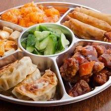こだわり中華料理はテイクアウトも♪