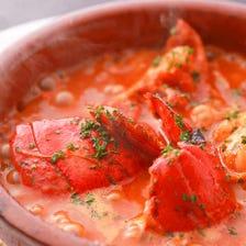 美食の街バスクを感じる料理の数々