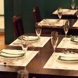 テーブル席(2~23名様)