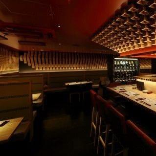 日本酒とおばんざいのお店 おざぶ  店内の画像