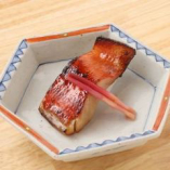 金目鯛粕漬け焼き