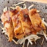 丹波鶏もも山椒タレ焼