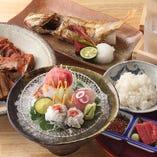『海鮮』料理が充実!!