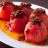 香辛料オイル漬けトマト