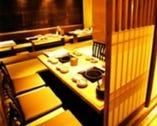 【個室】女子会、飲み会など宴会に大人気のなごみのお座敷や個室