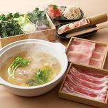 「紀州南高梅 梅しゃぶ」食べ放題コース