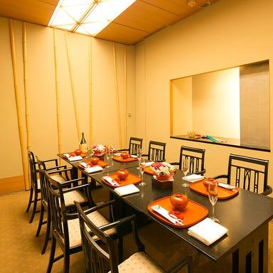 京懐石 美濃吉 竹茂楼 ホテル阪急インターナショナル店 店内の画像