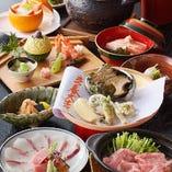 ご宴会・会食などにお勧めの、飲み放題付きプランも各種ご用意しております。