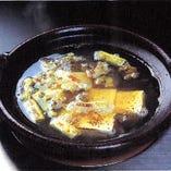 当亭名物「すっぽん鍋」