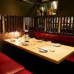 肉ずし食べ放題 個室居酒屋 まる八 川崎駅前店