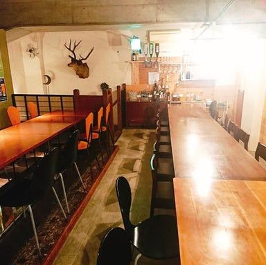 炭焼きバル オルサリーノ 藤が丘店 店内の画像
