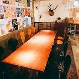 ◆8~12名様テーブル 【遊びにもビジネスの1シーンにも最適】