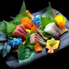 鮮魚4点盛り