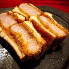 三元豚のヒレカツサンド