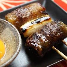 和牛すき焼き串