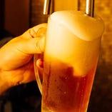 自社生産のオリジナルクラフトビール