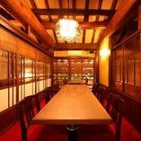 《個室多数》 清潔感溢れる空間は男女ともに大人気です!