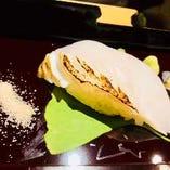 【コース】本あら炙り寿司