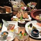 鮮魚料理を中心に福岡の味を存分にご堪能いただけます!