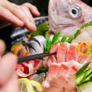 朝どれ鮮魚と和ノ個室 蔵重~くらしげ~ 小倉駅前店 メニューの画像