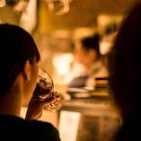お仕事終わりにワインとタパスやピンチョスを楽しむひとときはいかがですか?