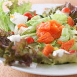 やくう特製サラダ