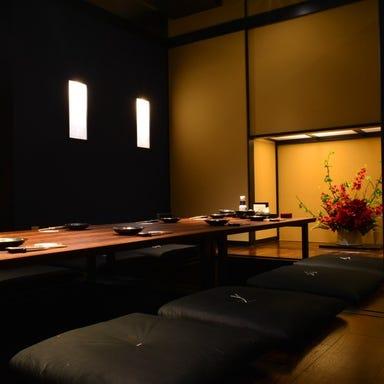 個室居酒屋 新潟酒飯 越後の風  店内の画像