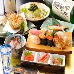 鮨・酒・肴 まごころの司寿司