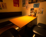 6名席のテーブル席もございます!最大8名まで可能です!