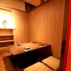 海鮮個室酒場 伊まり 大通駅前店 店内の画像