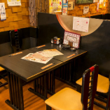 4名様 テーブル席
