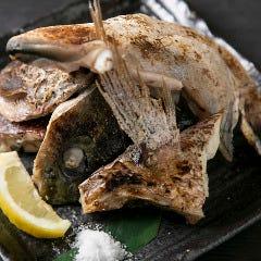 売切れ御免!本日のお魚、塩カマ焼き