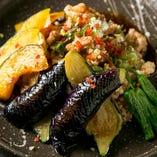 和食をベースにした創作料理お楽しみください。