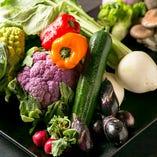 旬野菜の旨さを知る 伊勢屋です。
