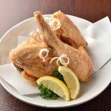 鶏の美味しさを味わい尽くせる逸品