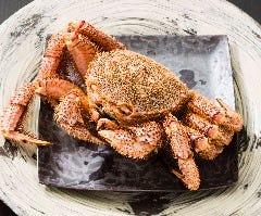 銀座蟹みつ