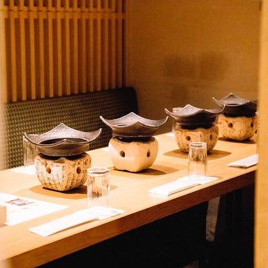 個室和食 梅田燈花  店内の画像