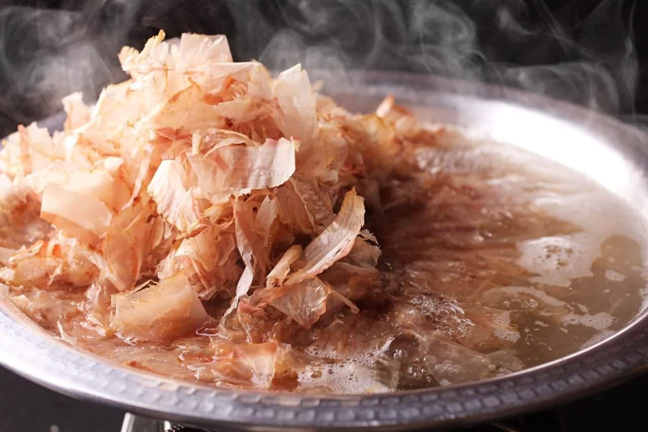 厳選素材と職人出汁で作る本格和食
