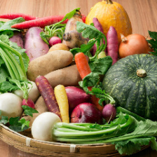 旬の美味しい野菜達が大集合♪