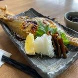 【本日のお魚ランチ】