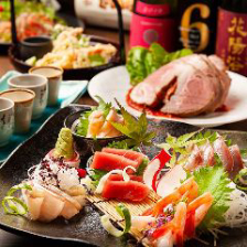 【和とフレンチの饗宴】5,000円より