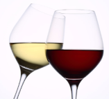 グラスワイン赤/白