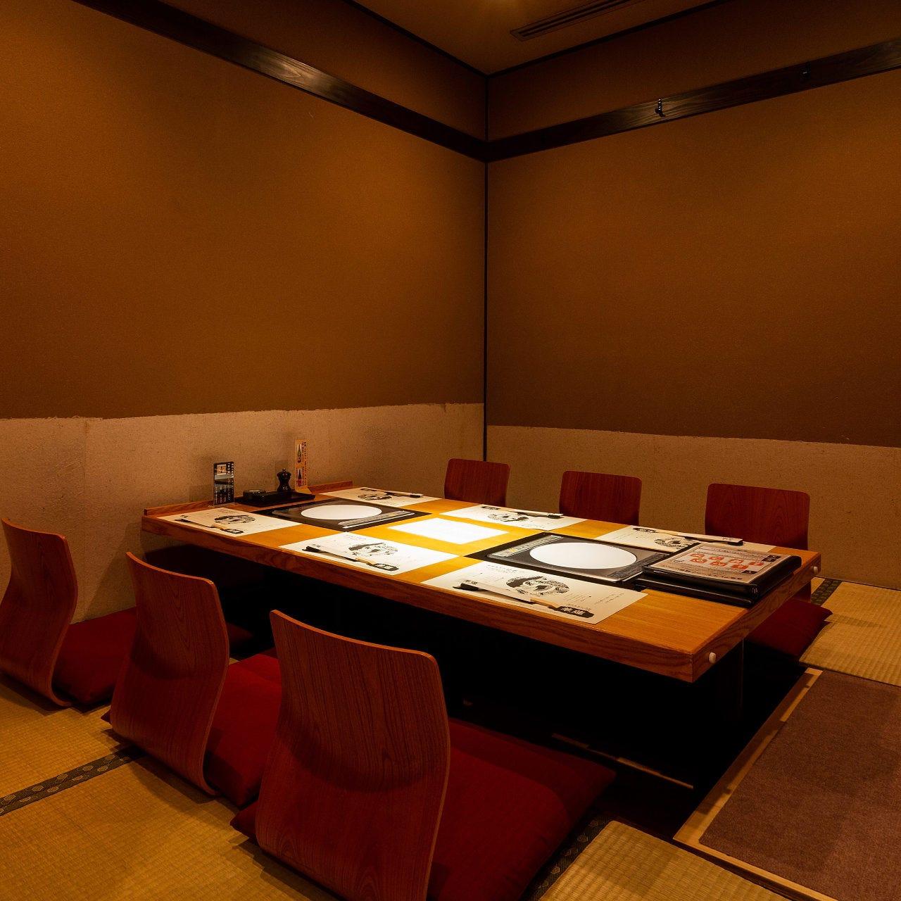 個室・テーブル席