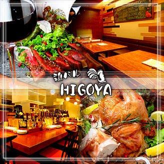 鶏バル HIGOYA 上乃裏店