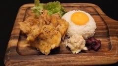 レモンペッパー鶏唐揚げ弁当